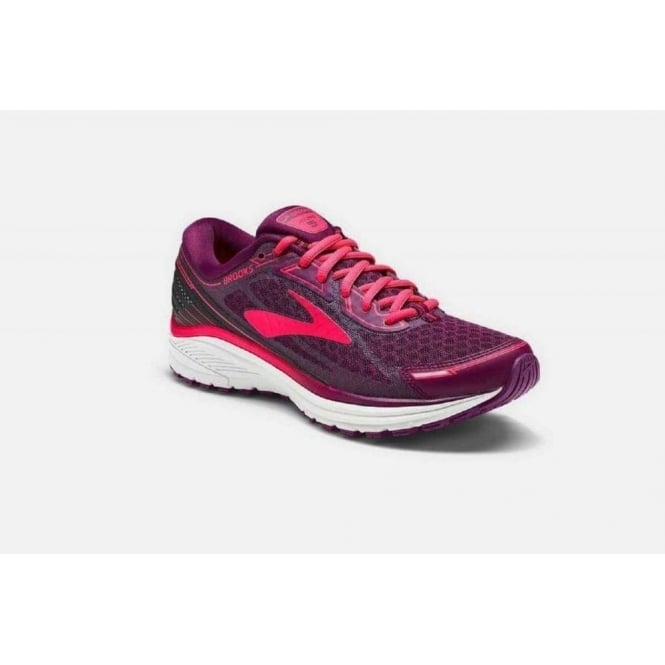 3ea3e49acea5c Aduro 5 Womens B (STANDARD WIDTH) Road Running Shoes Purple Pink Black