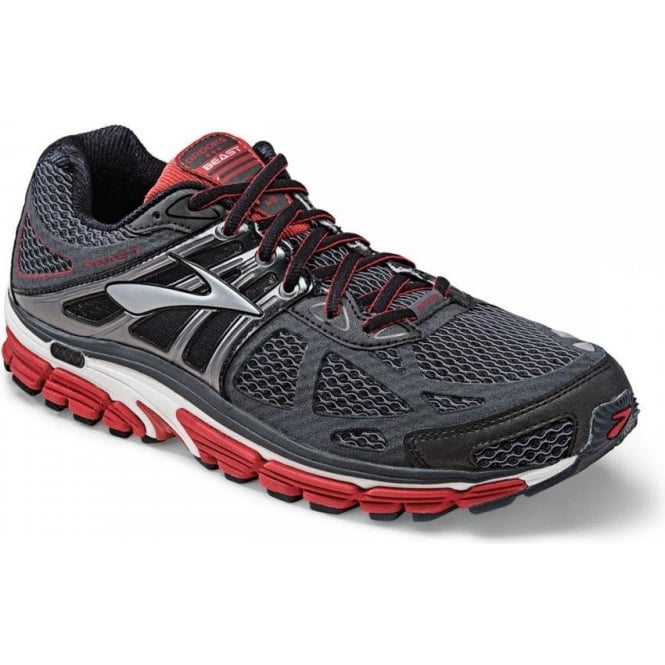 f4ffe1d1d23 Brooks Beast 14 for Men in Grey in D-Width at Northern Runner