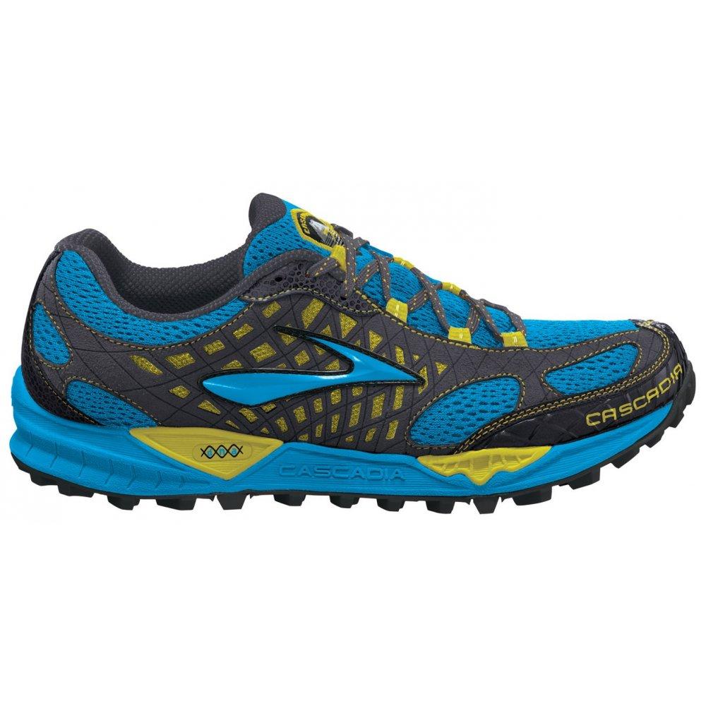 Cascadia 7 Trail Running Shoes Euroblue
