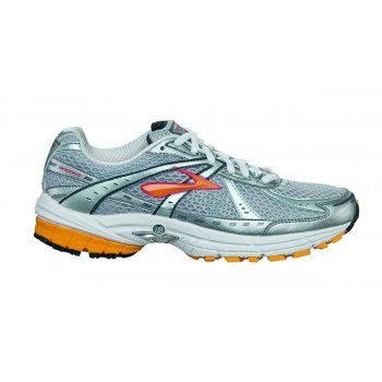 4900fbcc3a79f Defyance 4 Road Running Shoes Orange Grey Women s at NorthernRunner.com
