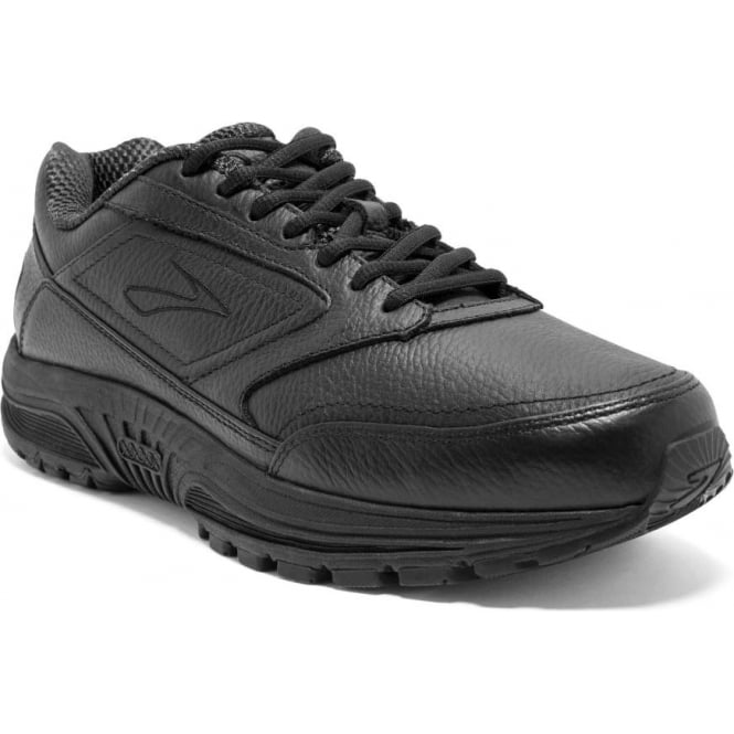 70928d9405b The Brooks Dyad Walkier in Black D Width for Men at Northernrunner.com