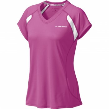 f01ba4c73 Epiphany Running T-Shirt Women's Pink at NorthernRunner.com