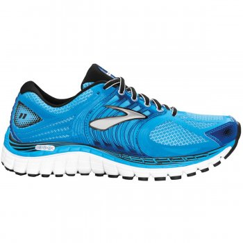 e672fd9ff24 Glycerin 11 Road Running Shoes Aquarius Blue Black Silver ShockingOrange  Women