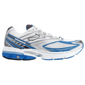 94ee303cd64 Glycerin 6 Womens Road Running Shoes White Blue at NorthernRunner.com