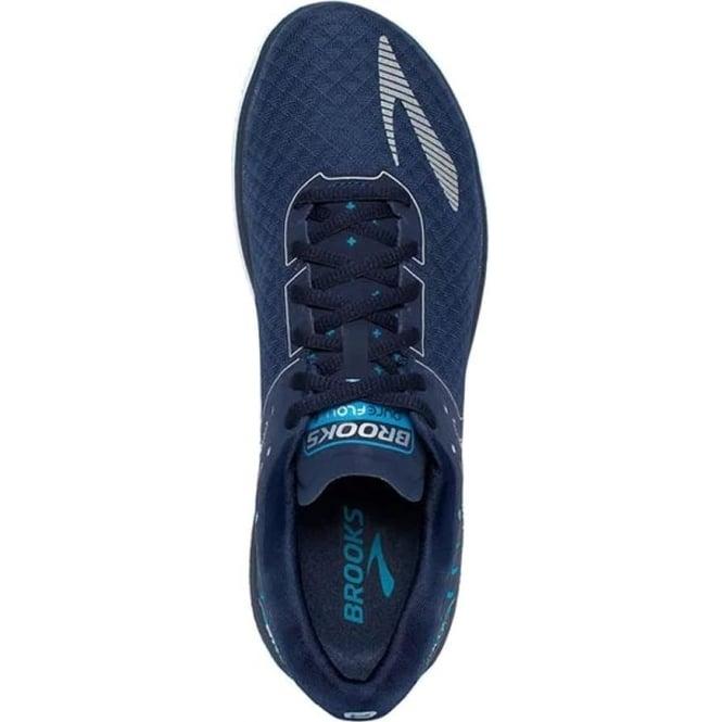 f2edc928863 PureFlow 6 Mens D (STANDARD WIDTH) Road Running Shoes Peacoat Methyl Blue
