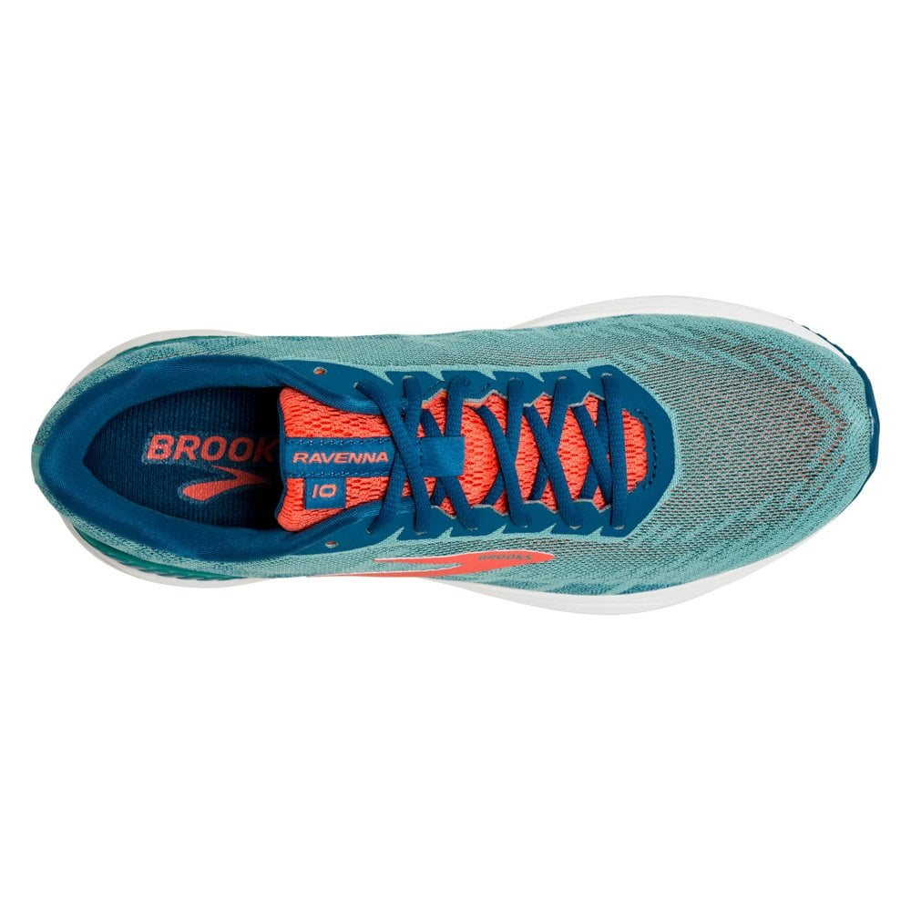 0b043048ce29d Ravenna 10 Womens LIGHTWEIGHT  amp  RESPONSIVE Road Running Shoes WITH  SUPPORT Coral