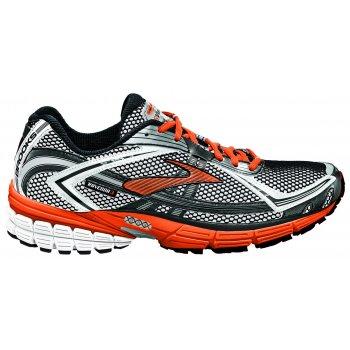 f66c29d28cd86 Ravenna 3 Road Running Shoes Orange Black White Mens at ...