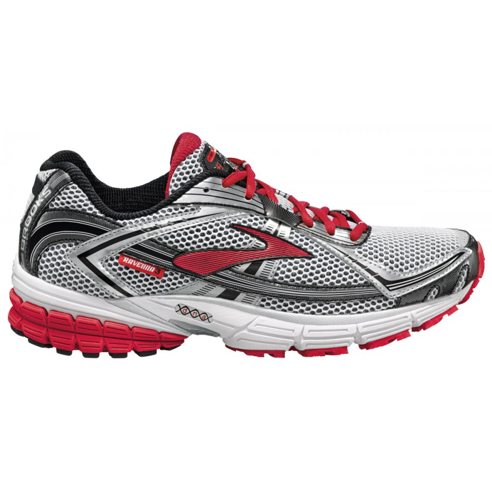 Ravenna 3 Road Running Shoes White/Red