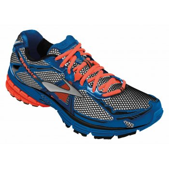 a7979322f61aa Ravenna 4 Running Shoes White Olympian Blue Orange Black Mens