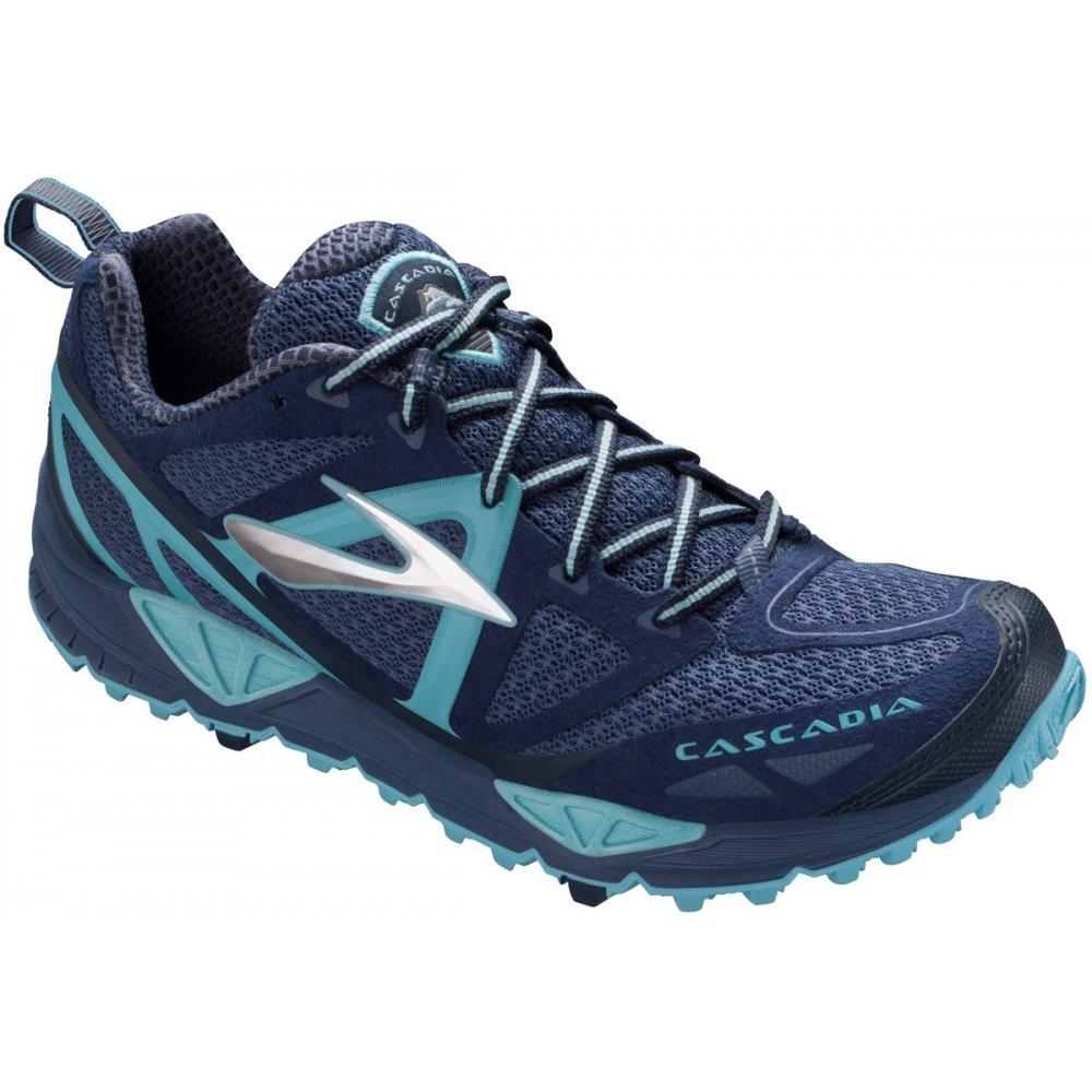 Cascadia 9 Trail Running Shoes Indigo