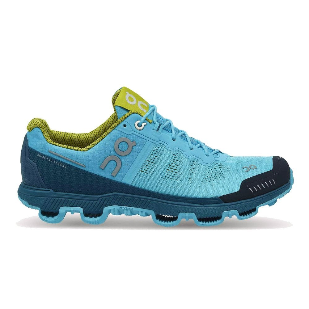 71d52777ed Cloudventure Womens Trail Running Shoes Horizon Sulphur at ...