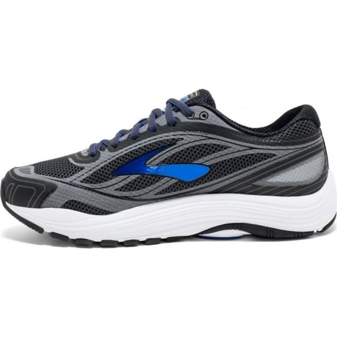 793ff05d68e71 Dyad 9 Mens D (STANDARD WIDTH) Road Running Shoes Asphalt Electric Brooks  Blue