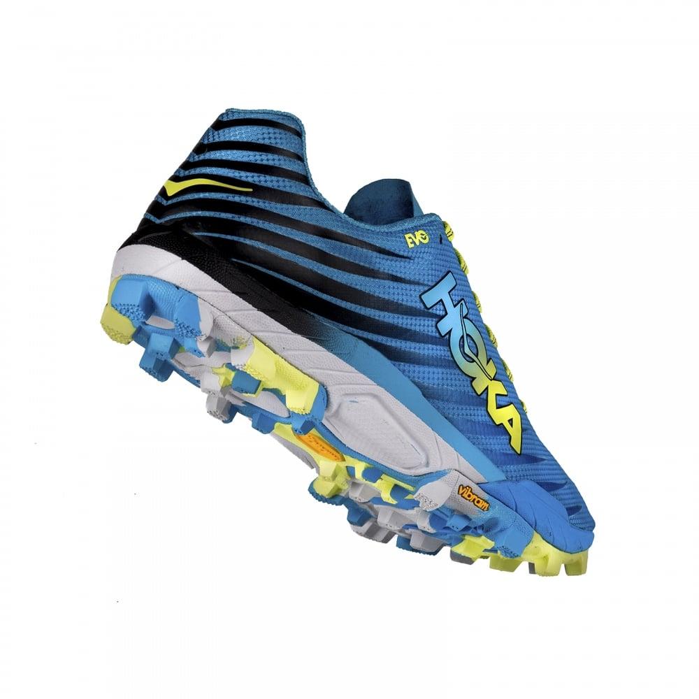hoka evo jawz trail running shoes