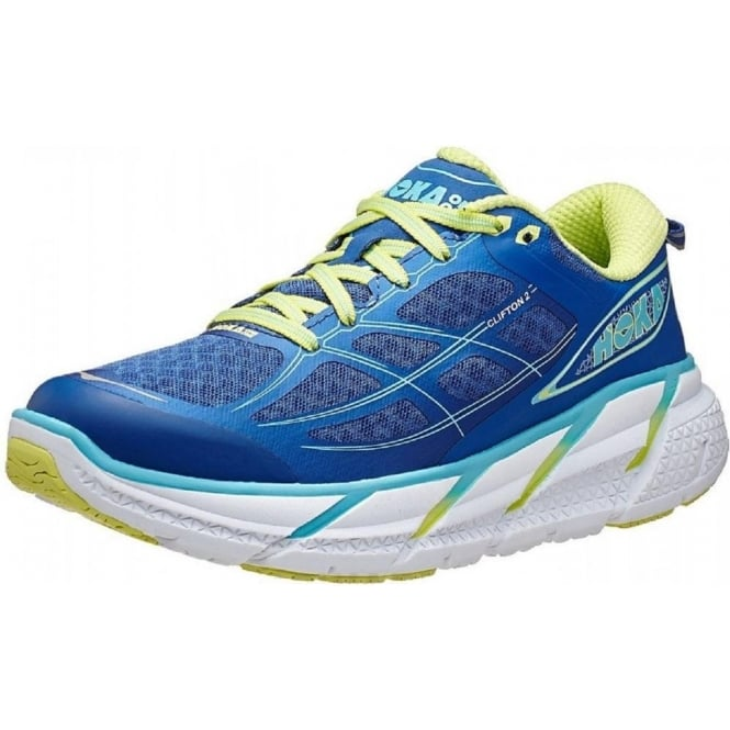 Clifton 2 Blue Womens at NorthernRunner.com