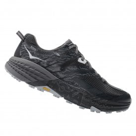 069eb349828 Speedgoat 3 Waterproof Mens HIGH CUSHIONING WATERPROOF Trail Running Shoes  Black Drizzle