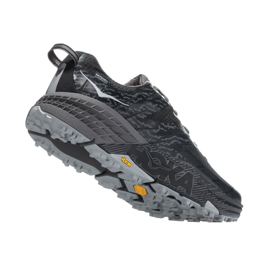 new product 3926a b1bd3 Speedgoat 3 Waterproof Mens HIGH CUSHIONING/WATERPROOF Trail Running Shoes  Black/Drizzle