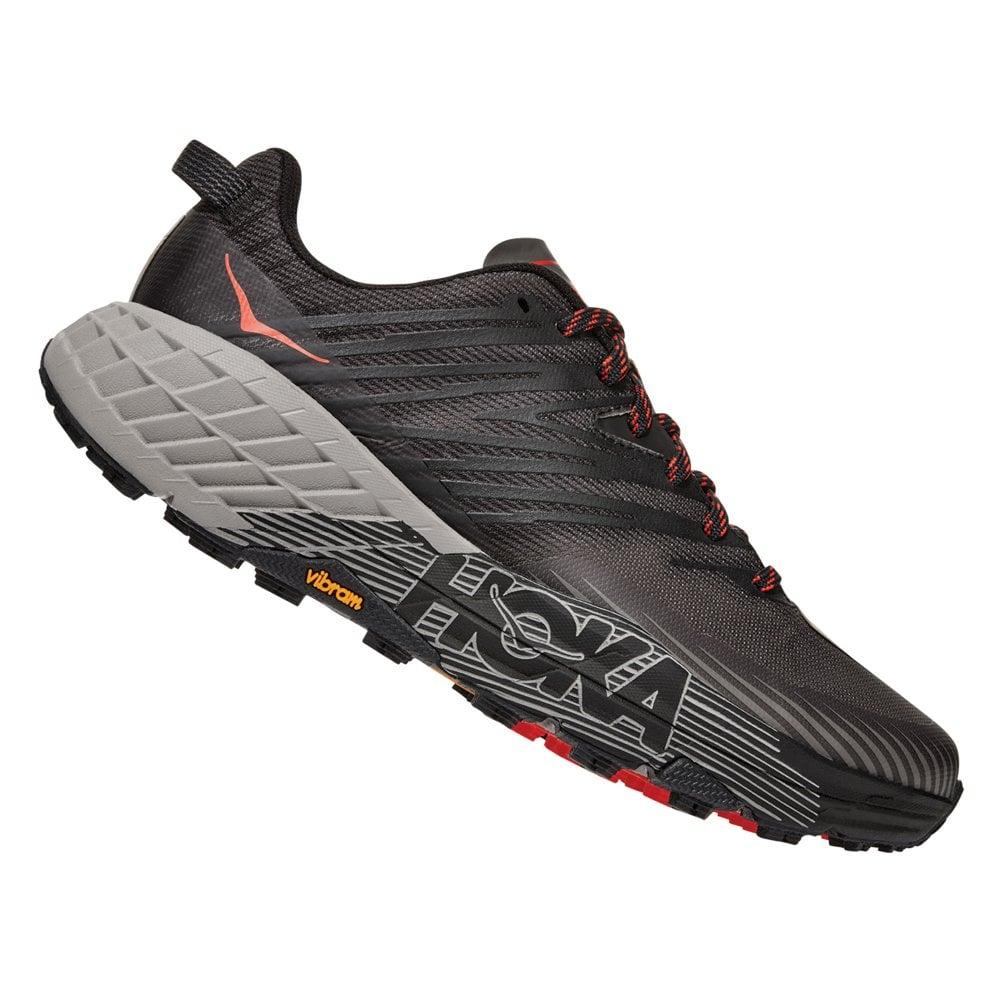 mens mizuno running shoes size 9.5 europe high trail odlo
