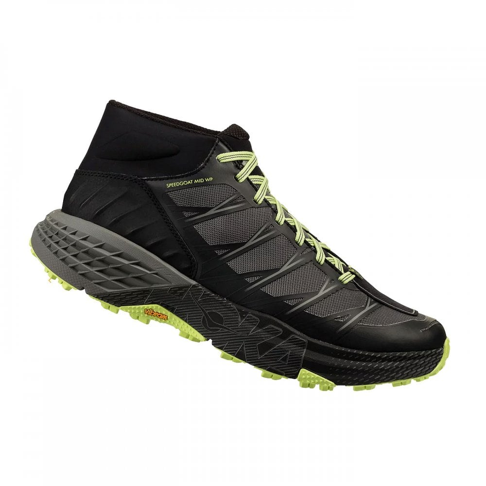 510737ea7db5f2 Speedgoat Mid Mens WATERPROOF Fell Running or Hiking Boots with High Ankle  Support