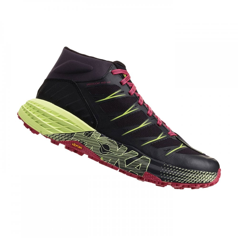 Speedgoat Mid Womens WATERPROOF Fell Running or Hiking Boots with High  Ankle Support at NorthernRunner.com 306c15d0d3