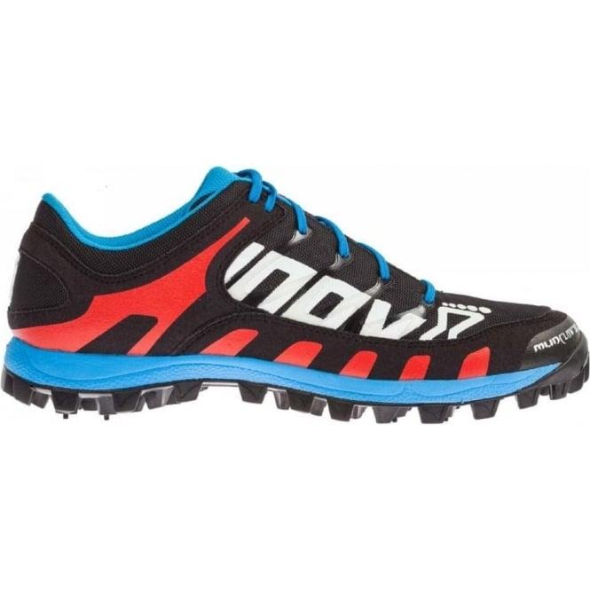The Inov8 Mudclaw 300 CL in Black Blue