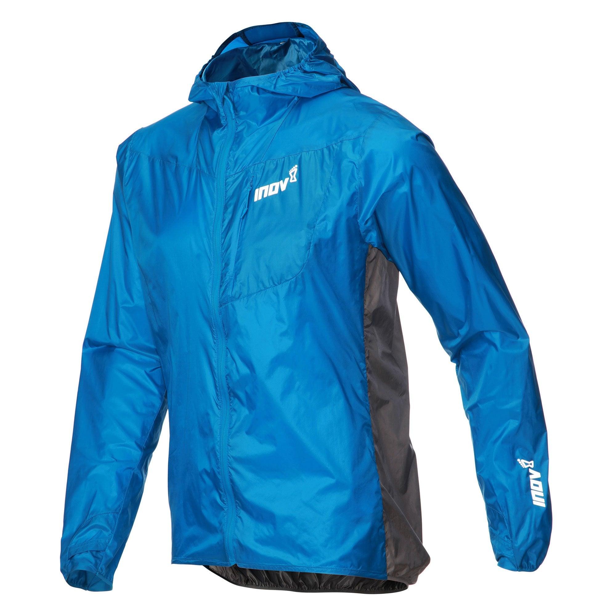 Inov8 Windshell Mens Running Jacket Blue