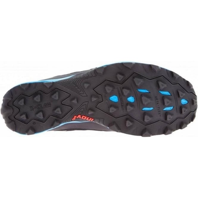 Inov8 X-Claw 275 in Black Blue and Red