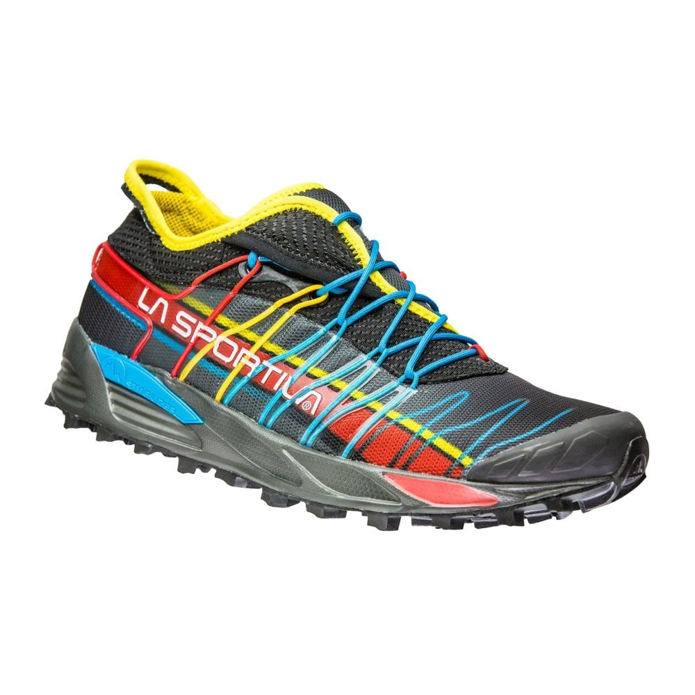 658d2d44cfe La Sportiva Mutant Mens Womens (UNISEX) Trail Mountain Off Road Running  Shoes Blue Red