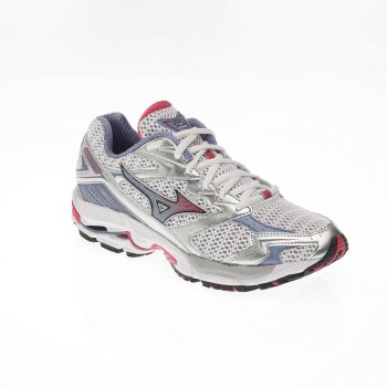 6205fd8ca56e Wave Ultima 2 Womens Road Running Shoes White/Blue/Red at ...