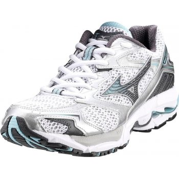 bbcf7af95b67 Wave Ultima 2 Womens Road Running Shoes White/Turquoise at ...