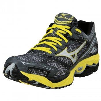 fce2994970995 Wave Ultima 4 Running Shoes Dark Shadow/Silver/Bolt Mens