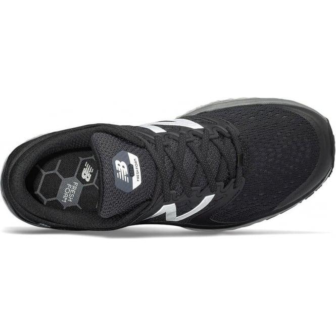 2c1cba40bbc 1080 v8 Fresh Foam Mens 4E (EXTRA WIDE) Road Running Shoes Black White