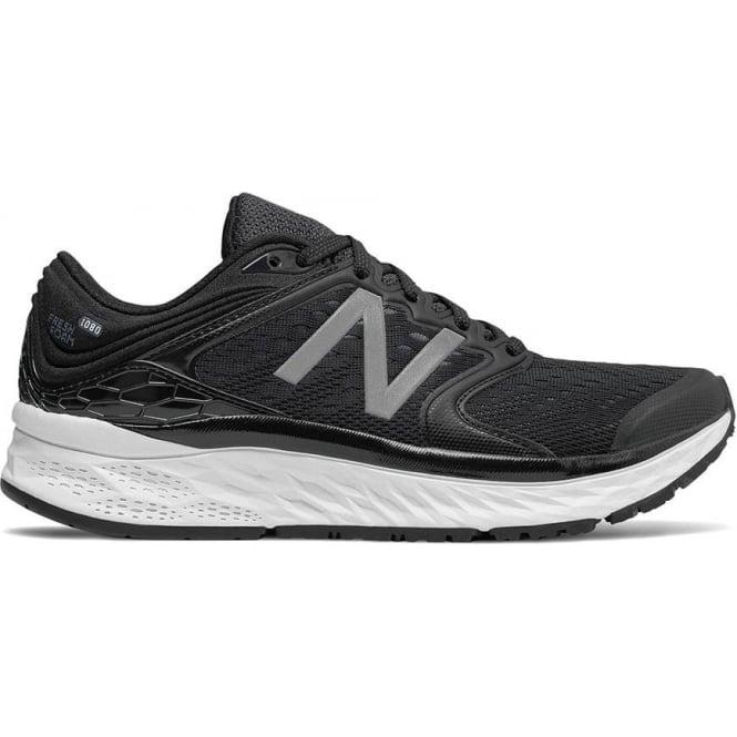 6056232bd55fcc 1080 v8 Fresh Foam Womens D Width (Wide) Road Running Shoes Black/White