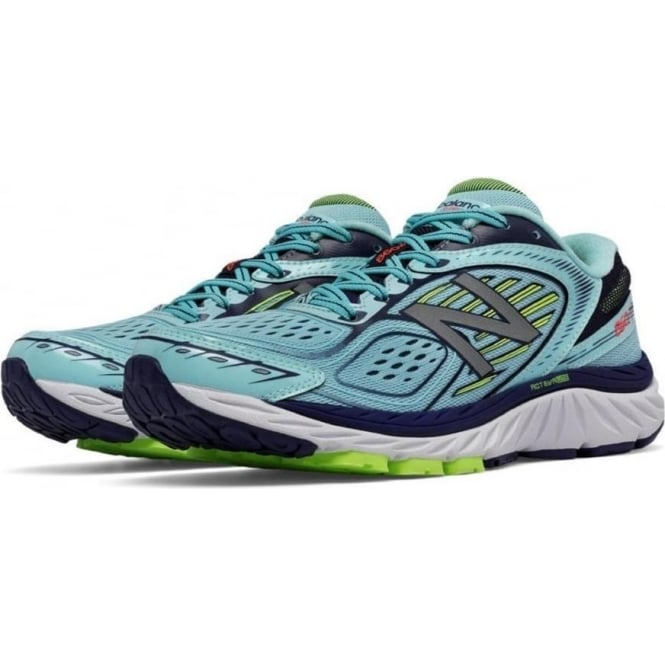 f021b6d6420b The New Balance 860 v7 in Blue for Women D Width Wide at ...