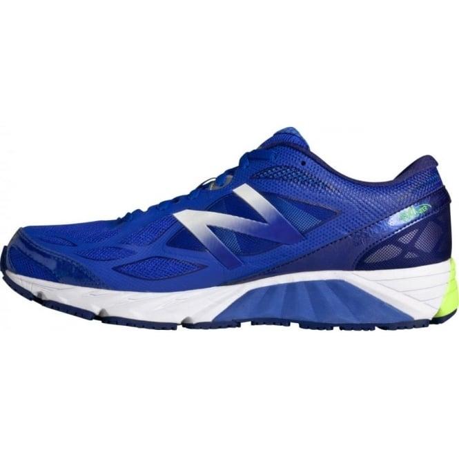 sneakers for cheap 2117e d6613 870 V4 Blue Yellow (D WIDTH - STANDARD) Mens