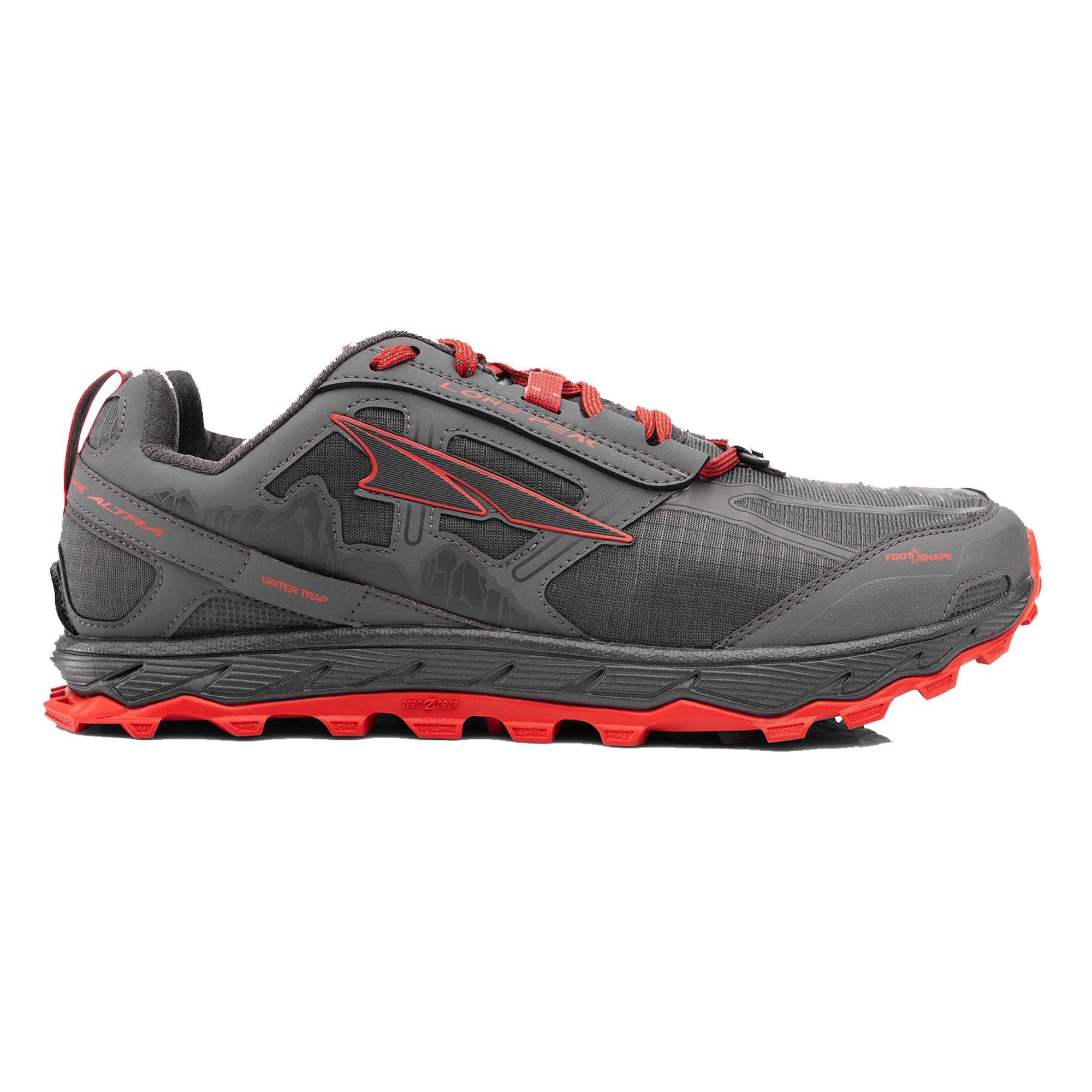 Altra Lone Peak 4 Mesh Mens Zero Drop Trail Running Shoes Ebay