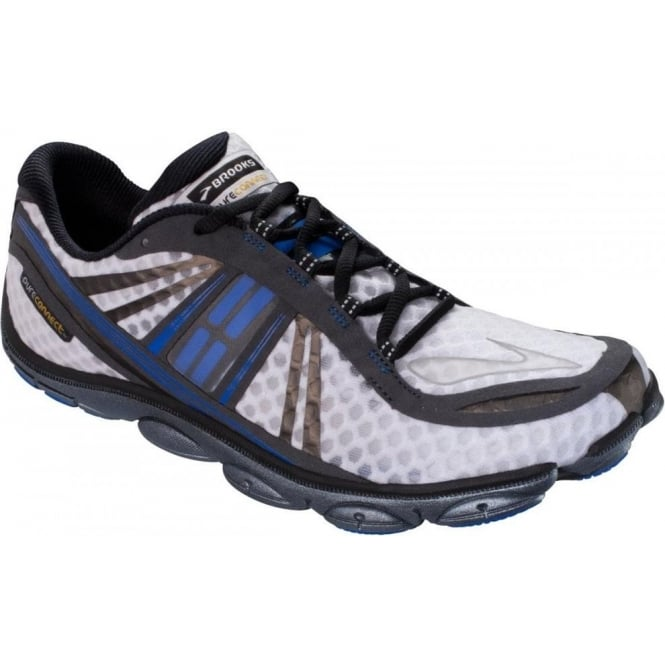 96086fabd66 Pure Connect 3 Minimalist Road Running Shoes White Electric Anthracite Mens