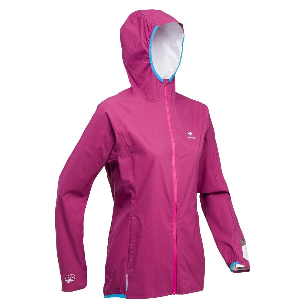 e1e2d8610 ACTIV MP+ 19 Womens WATERPROOF & BREATHABLE Running Jacket Pink
