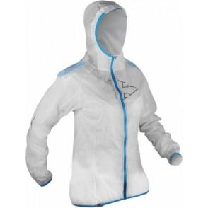 96140daccd7a4 Hyperlight MP+ Womens Waterproof Breathable Jacket White/Electric Blue