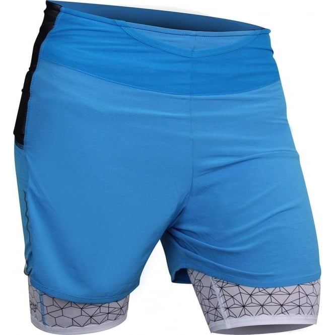 811eefc9e9f Ultralight Mens Running Shorts Electric Blue Blue at NorthernRunner.com