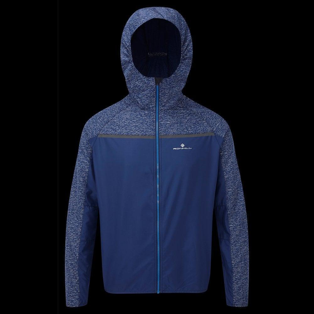 Activewear Jackets Yellow Ronhill Momentum Afterlight Mens Running Jacket