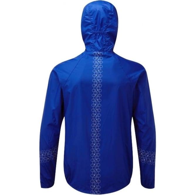 Yellow Ronhill Momentum Sirius Mens Running Jacket Men's Clothing