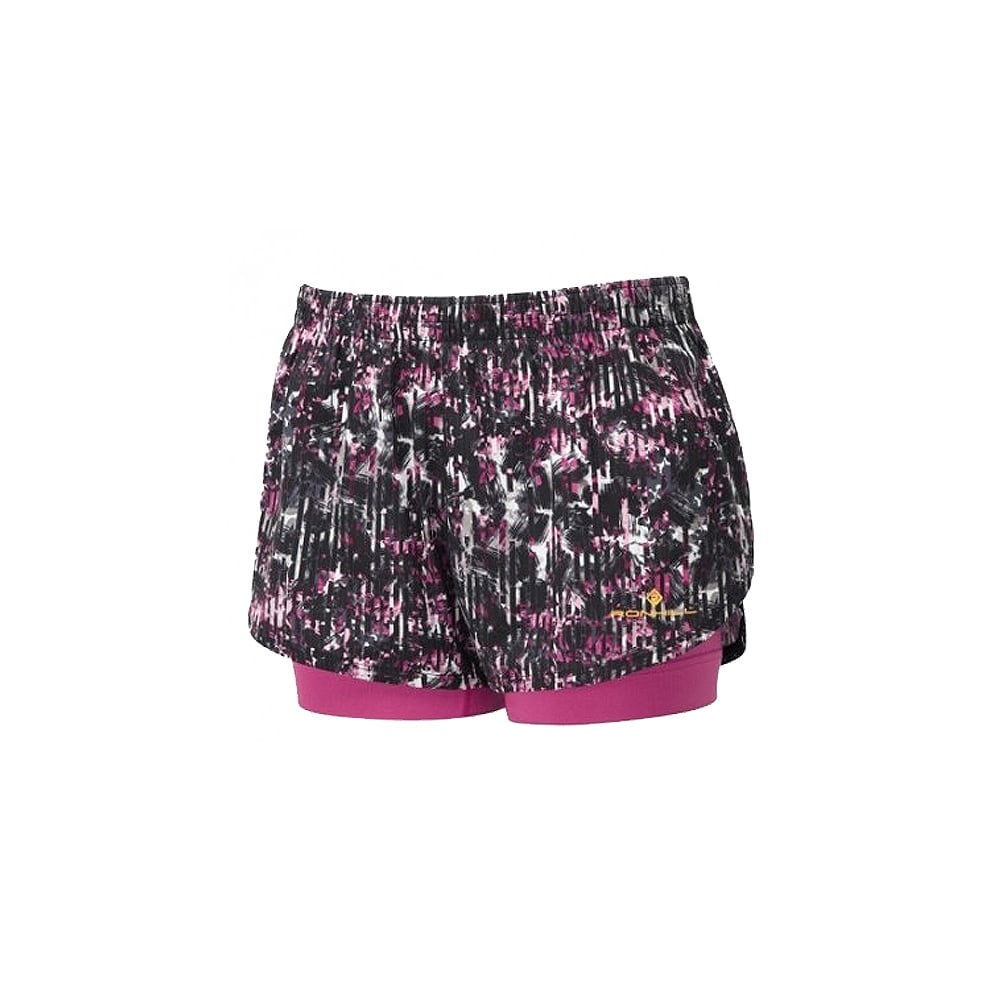 Momentum Twin Womens Running Shorts with Lycra Inner Short at ... 49c356fe4