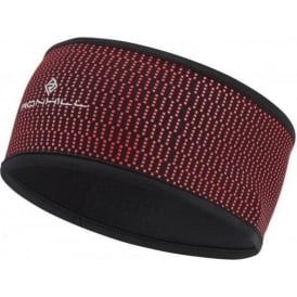 0d7e29ab Wind-block Headband Black/Hot Pink Women · Ronhill ...