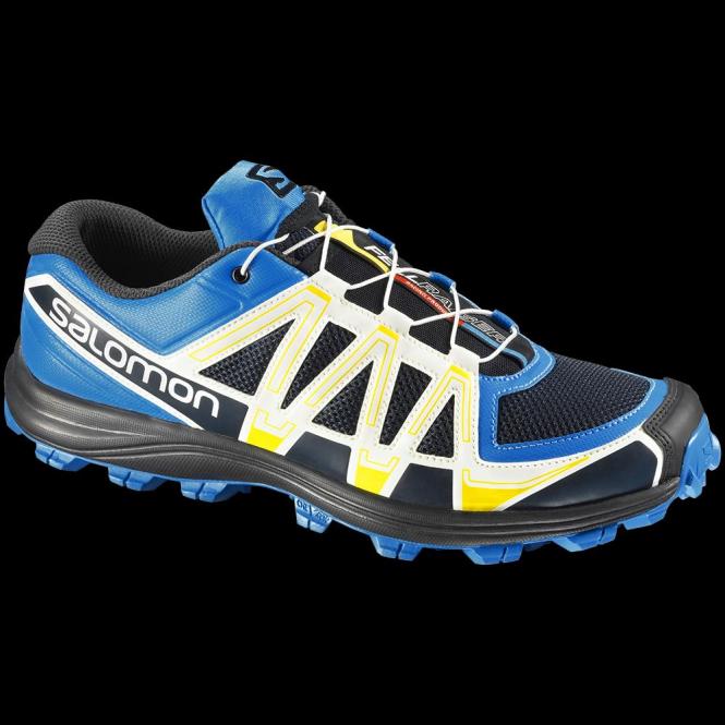 online store 117c5 04dcf Salomon Fellraiser Fell Running Shoes Mens
