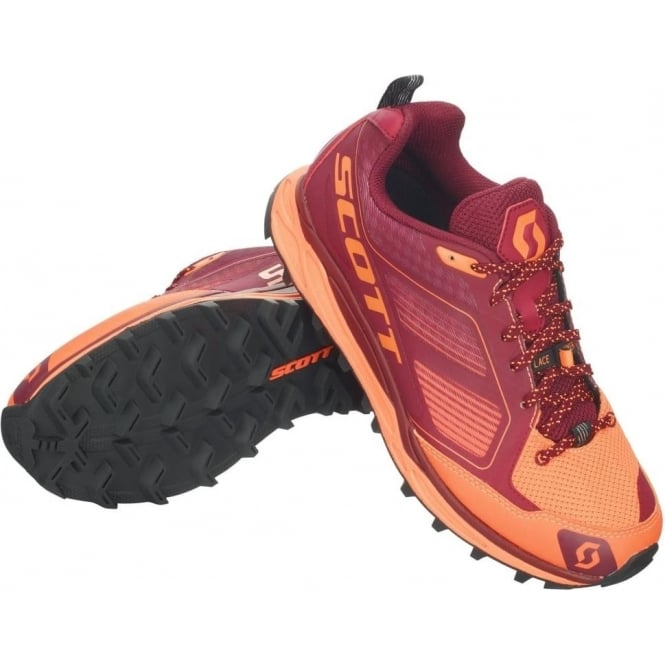 8edc11b540a The Scott Kinabalu Supertrac in Orange for Women at Northernrunner.com