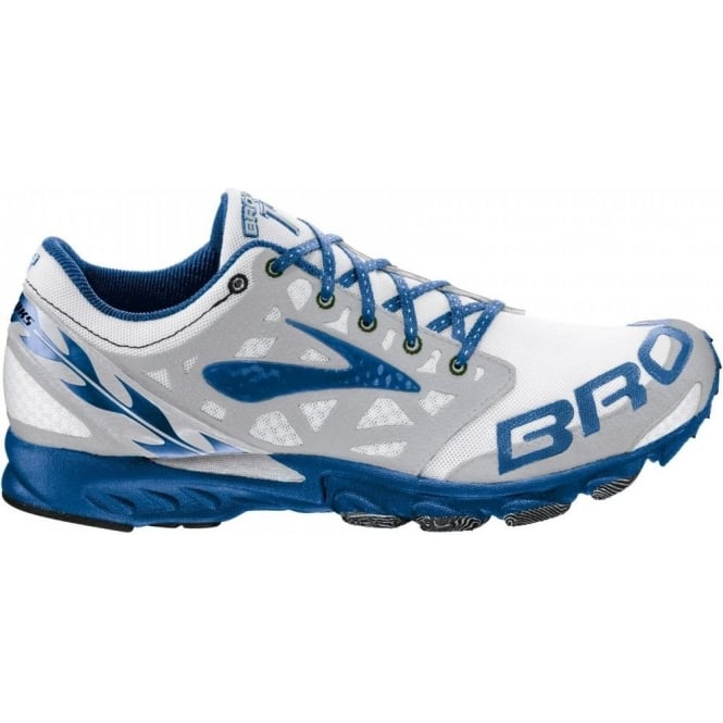 0d66dddebb6 T7 Racer Road Racing Shoe Electric Blue Silver Black at ...