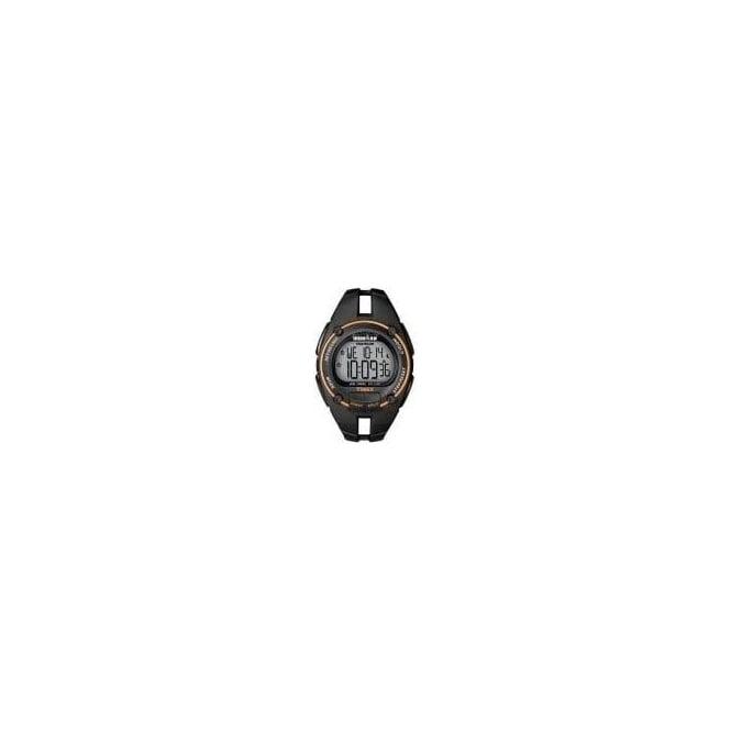 1c89acce1e93 Timex Ironman Triathlon 50 Lap Full Size Watch (Black Orange) T5K156 ...