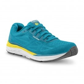 0f54ac7e2d0 Fli-Lyte 3 Womens LOW DROP (3mm) Road Running Shoes Aqua Yellow
