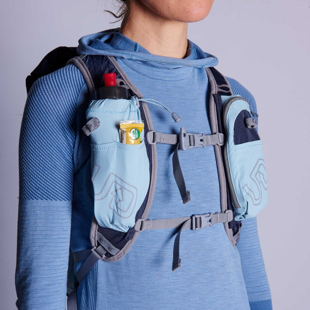 cfa6e25be2 Faspack Her 20 Womens Running Hydration Vest with 20L Storage Capacity  Twilight