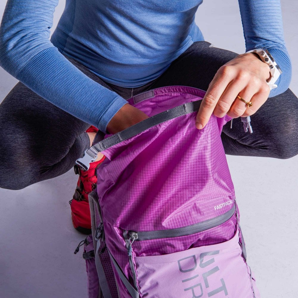 445048f6ce Faspack Her 30 Womens Running Hydration Vest with 30L Storage Capacity  Lavender